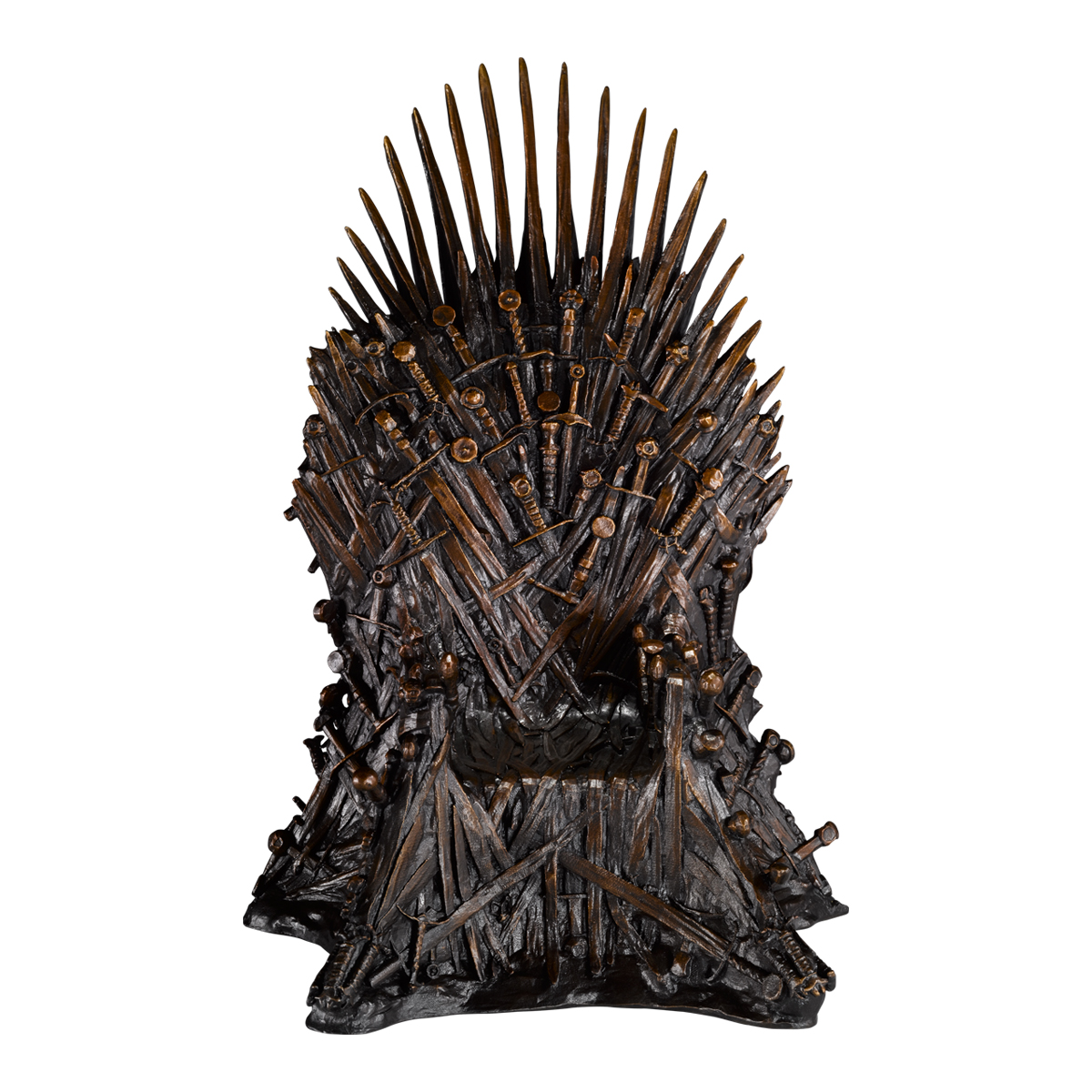The Iron Throne in Bronze