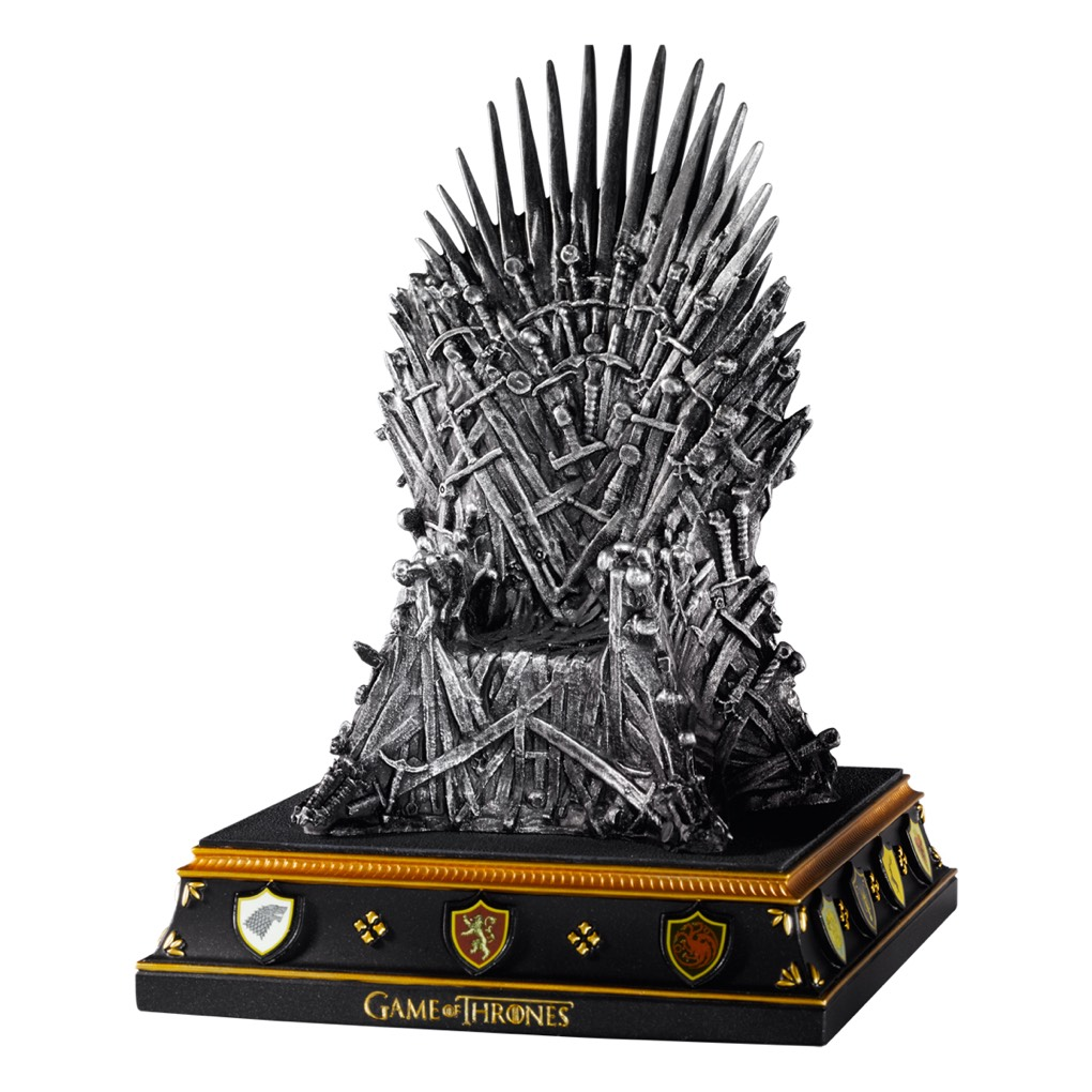 Iron Throne Bookend