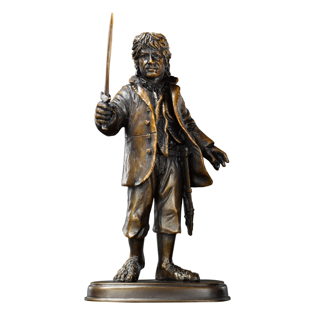 Bilbo Bronze Sculpture