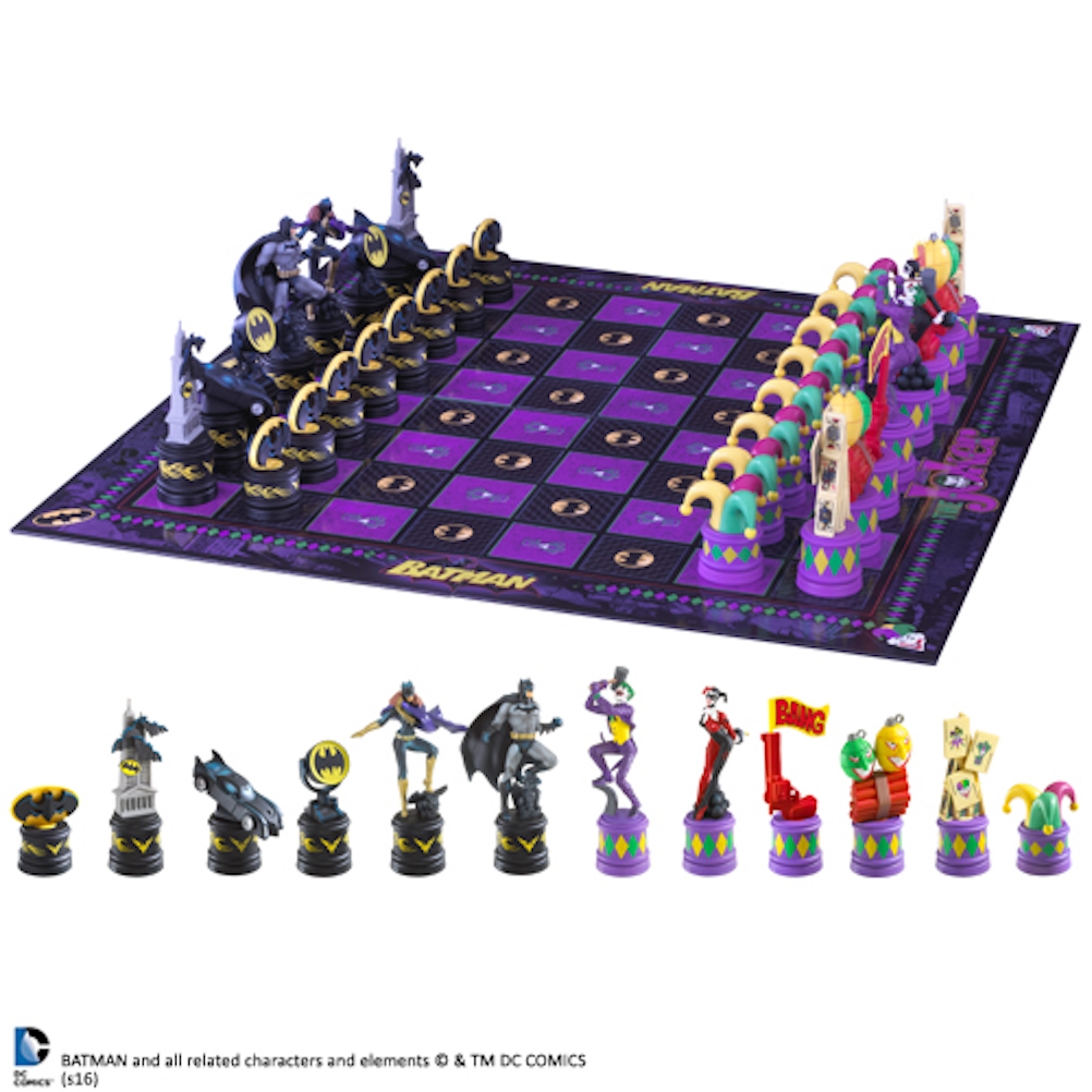 Batman Chess Set (6)