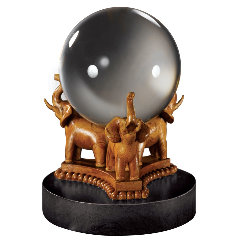 The Divination Crystal Ball