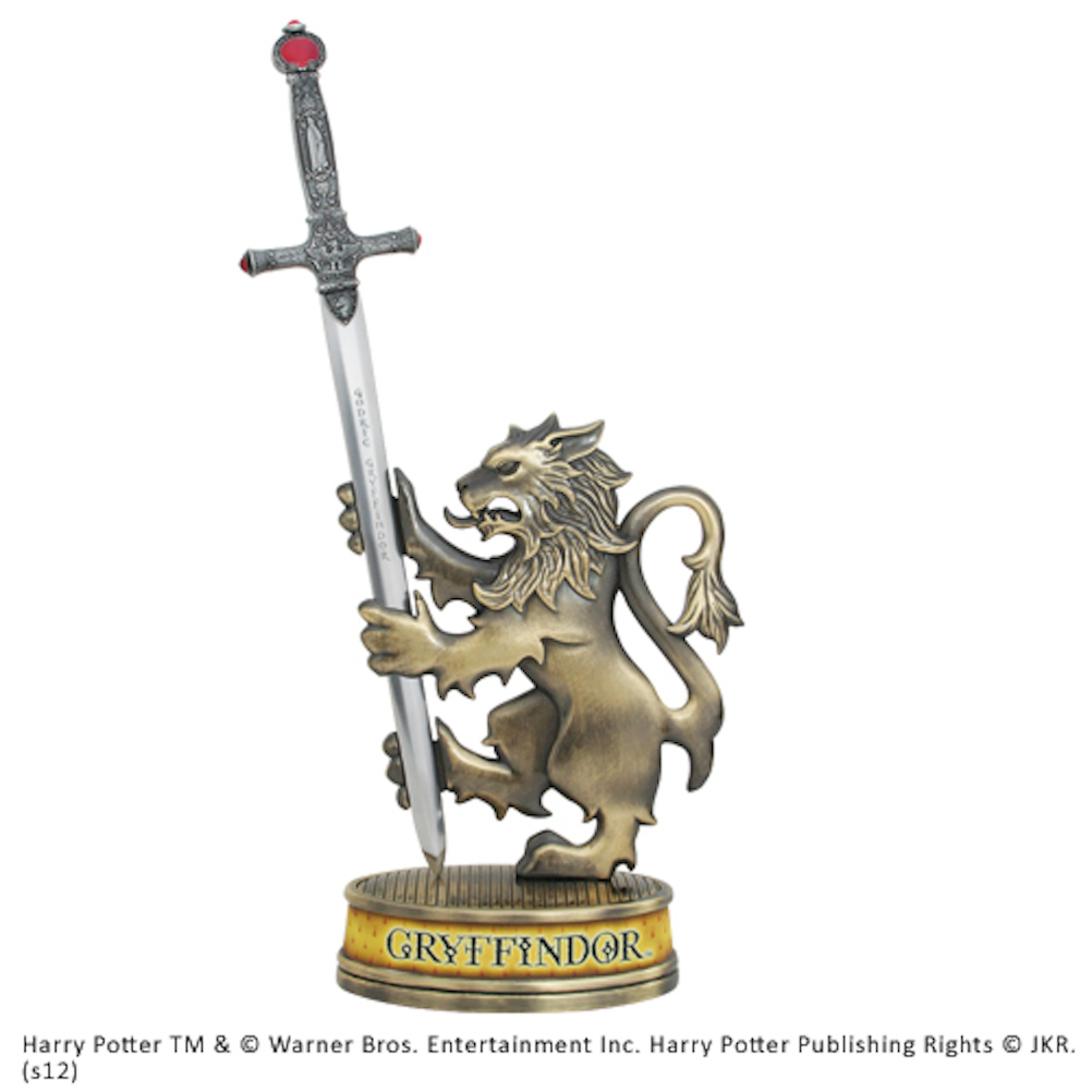 Gryffindor Sword Letter Opener with display stand (2)