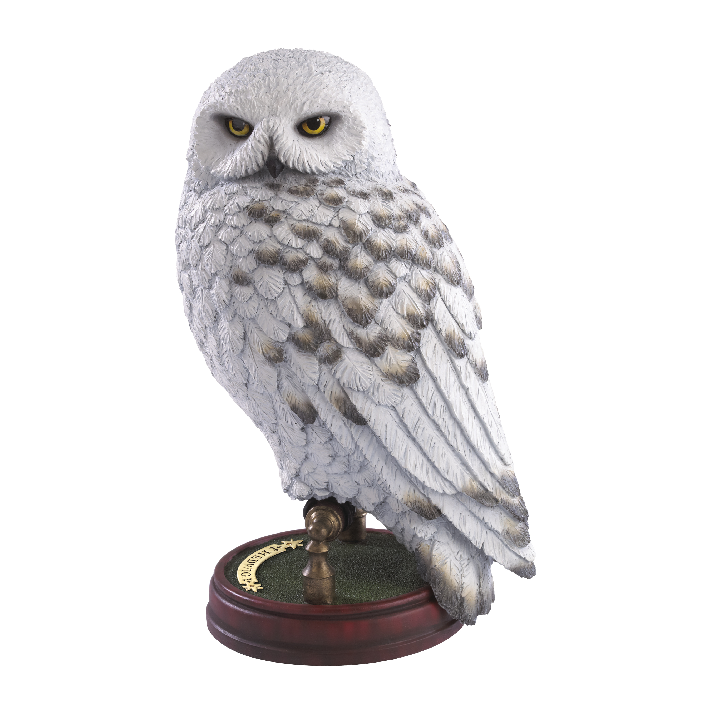 The Hedwig 9.5 inch sculpture