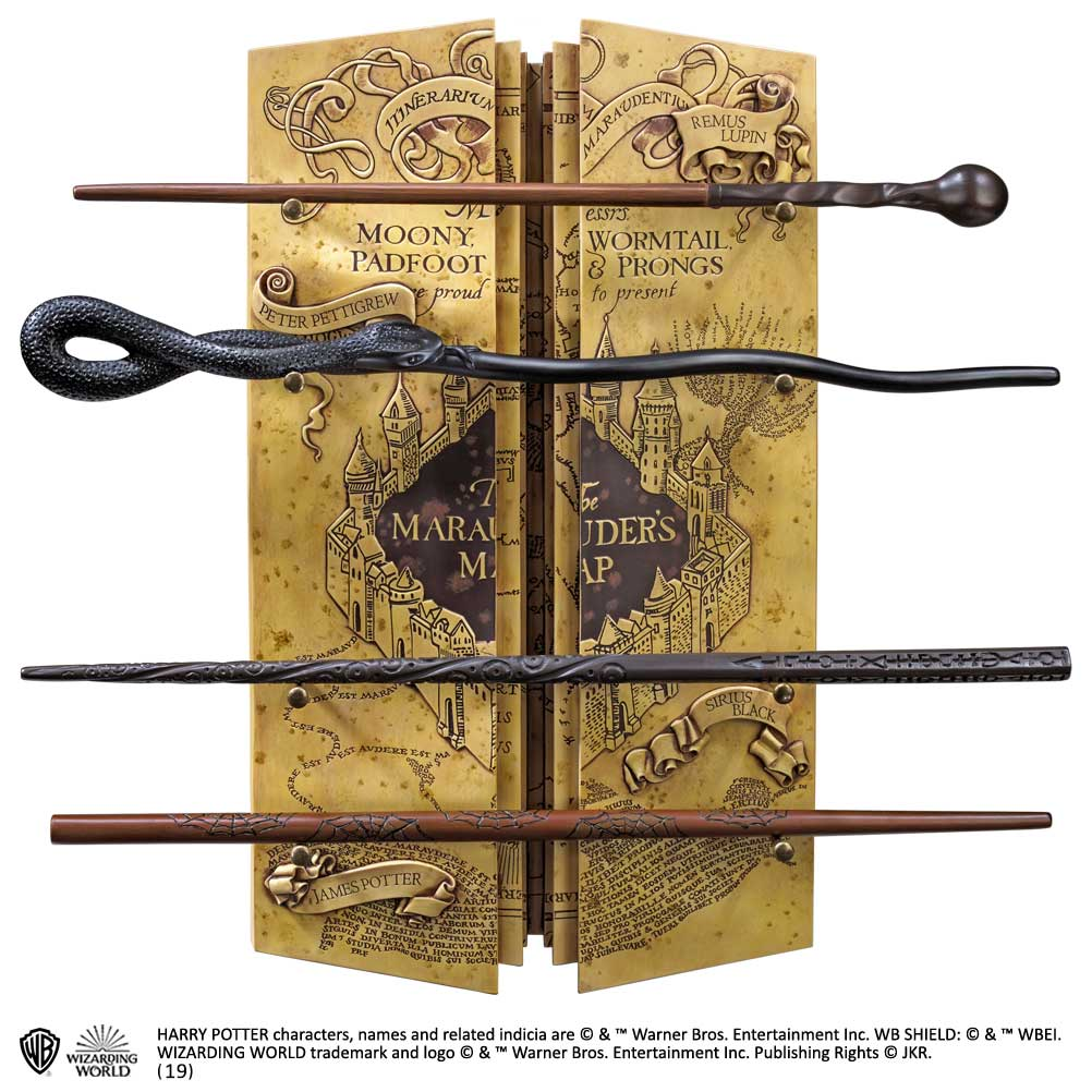The Marauders Wand Collection (3)