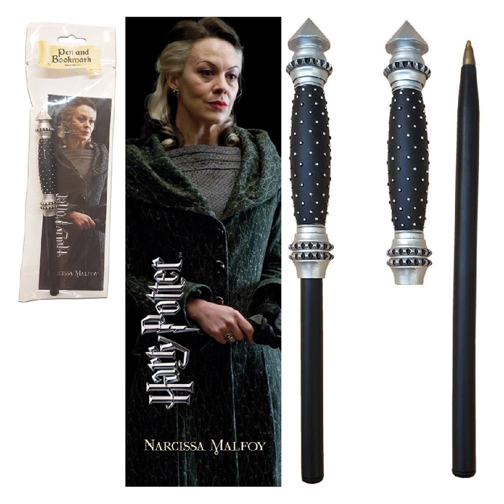 Narcissa Wand Pen and Bookmark (10)