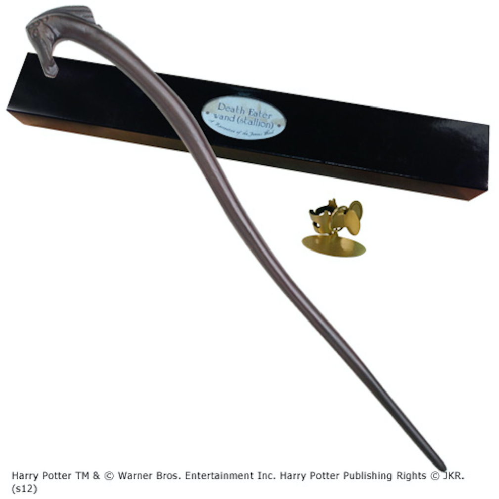Death Eater Character Wand (stallion)(2)