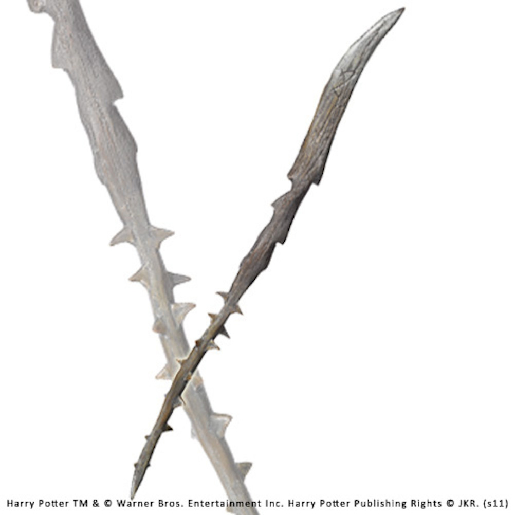 Death Eater Character Wand (thorn) (2)