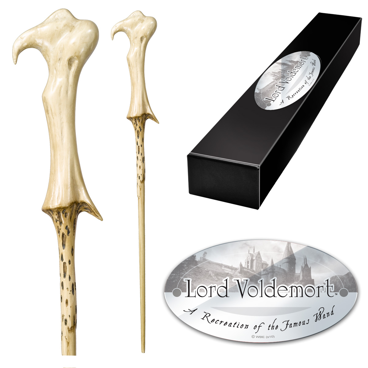 Lord Voldemort Character Wand (6)