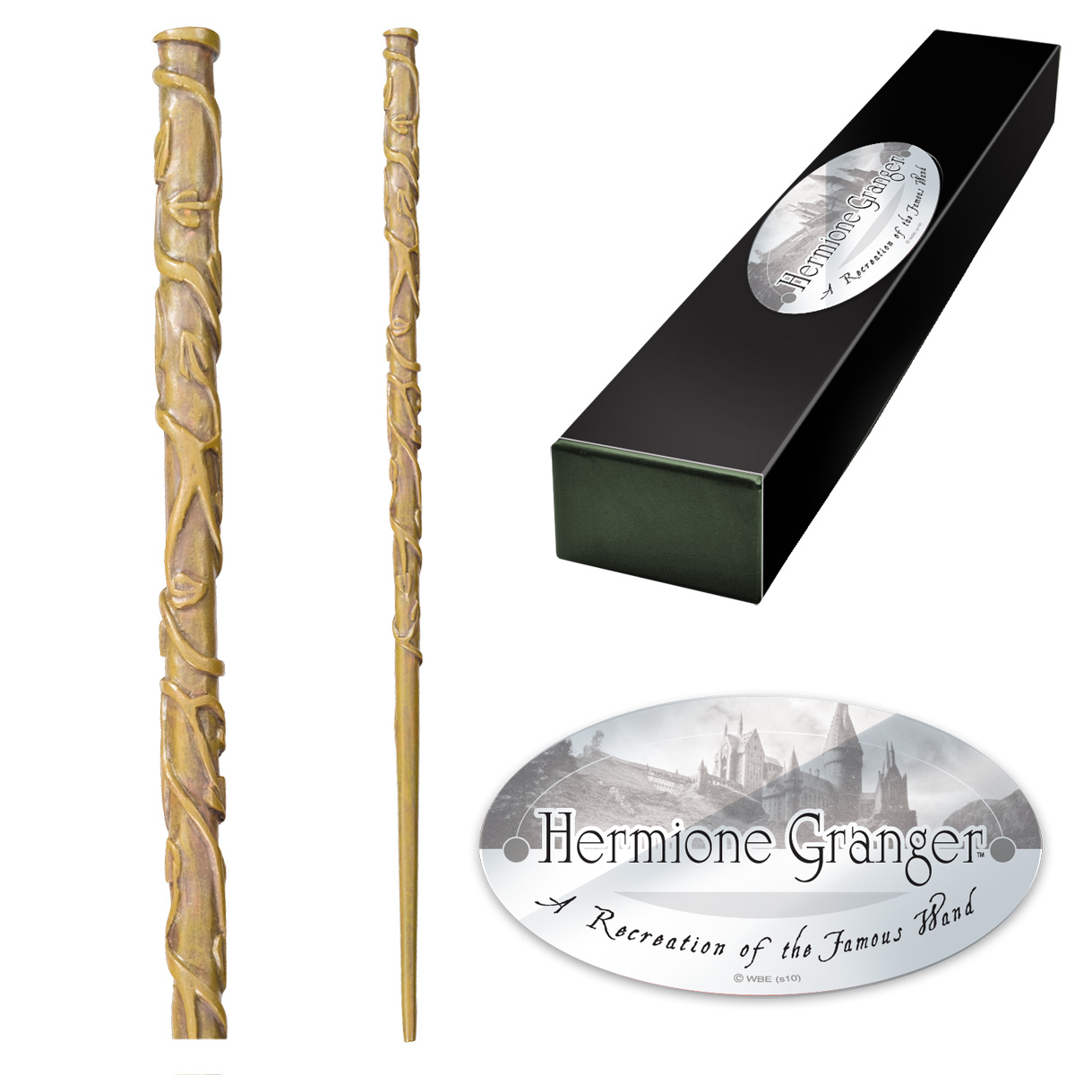 Hermione Granger Character Wand (10)