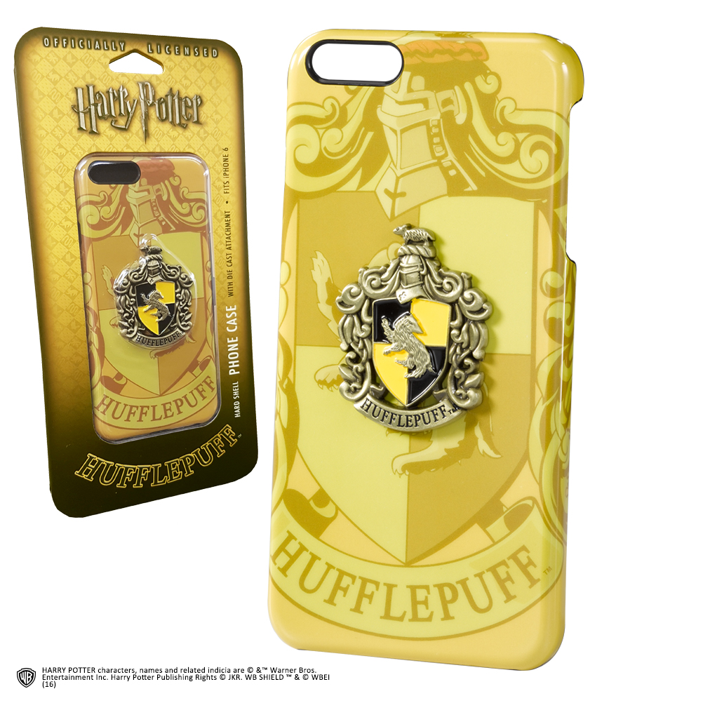 HP - Hufflepuff Crest iPhone cover 6 plus