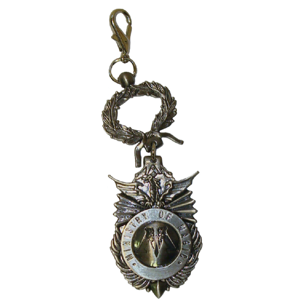 Ministry of Magic Keychain (10)